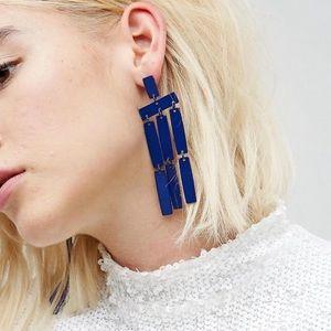 New ASOS pop Metal earrings